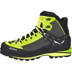 SALEWA Crow GTX Shoes Herre cactus/sulphur spring